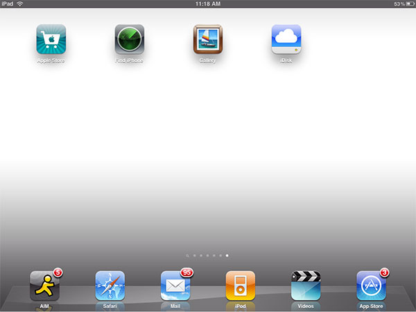 iPhone + iPad Gems: Apple Store, Find My iPhone, MobileMe Gallery + MobileMe iDisk 1