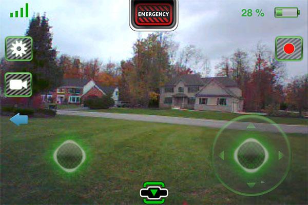 iPhone + iPad Gems: AR.Drone Apps AR.PowerFlight, DroneControl, Flight Record, MatrixFlightHD + More 12