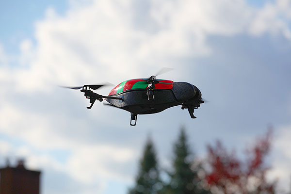 iPhone + iPad Gems: AR.Drone Apps AR.PowerFlight, DroneControl, Flight Record, MatrixFlightHD + More 2