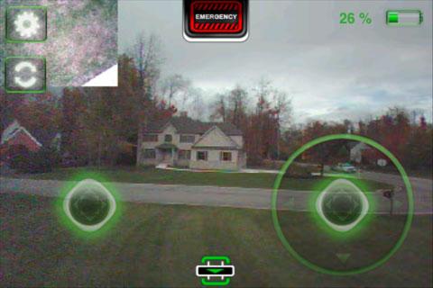 iPhone + iPad Gems: AR.Drone Apps AR.PowerFlight, DroneControl, Flight Record, MatrixFlightHD + More 4