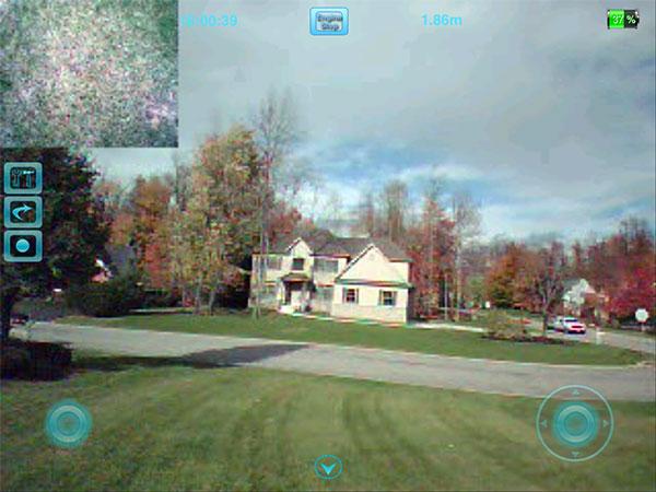 iPhone + iPad Gems: AR.Drone Apps AR.PowerFlight, DroneControl, Flight Record, MatrixFlightHD + More 6
