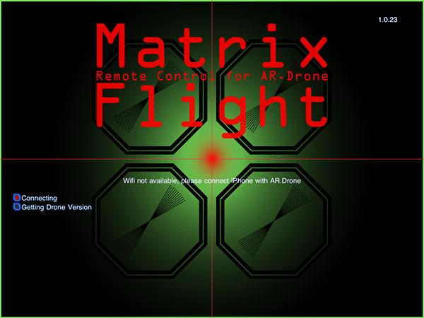 iPhone + iPad Gems: AR.Drone Apps AR.PowerFlight, DroneControl, Flight Record, MatrixFlightHD + More 8