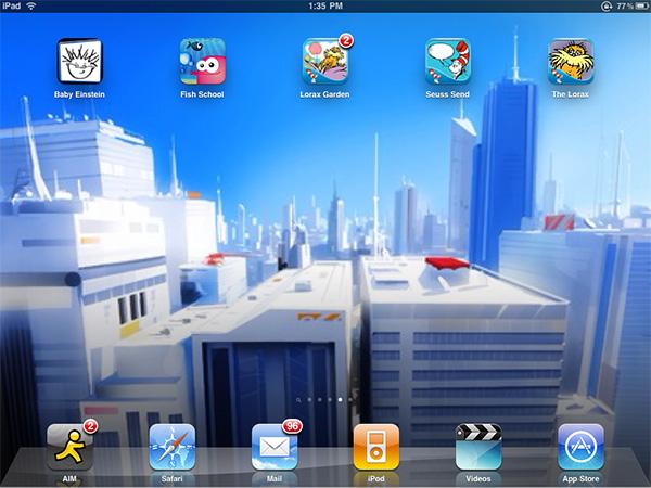 iPhone + iPad Gems: Edutainment - Baby Einstein, Fish School, The Lorax + Seuss Send 1