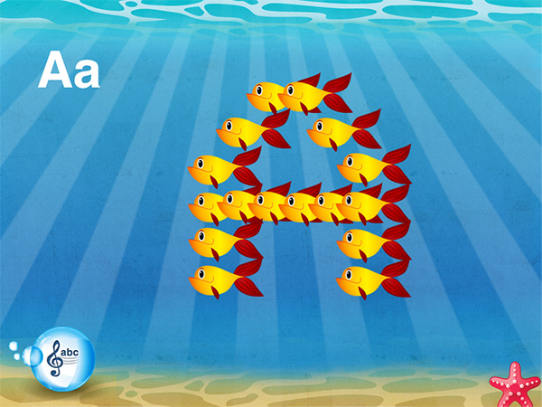 iPhone + iPad Gems: Edutainment - Baby Einstein, Fish School, The Lorax + Seuss Send 3