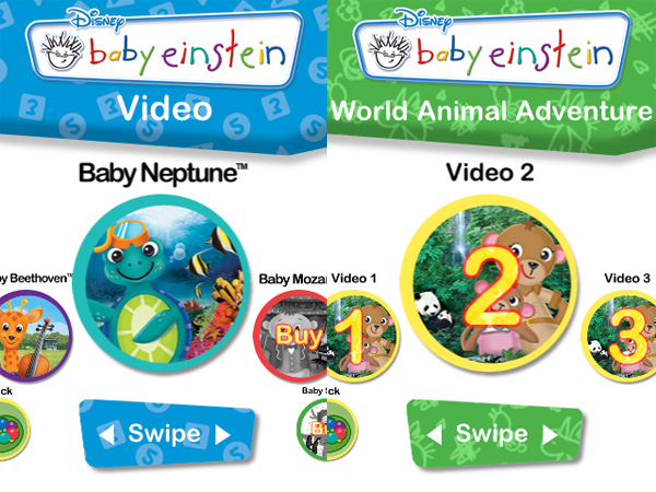 iPhone + iPad Gems: Edutainment - Baby Einstein, Fish School, The Lorax + Seuss Send 5