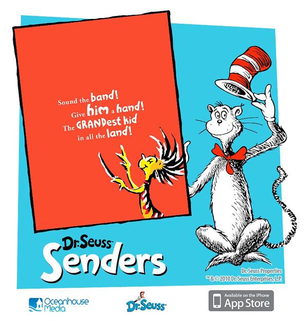 iPhone + iPad Gems: Edutainment - Baby Einstein, Fish School, The Lorax + Seuss Send 13