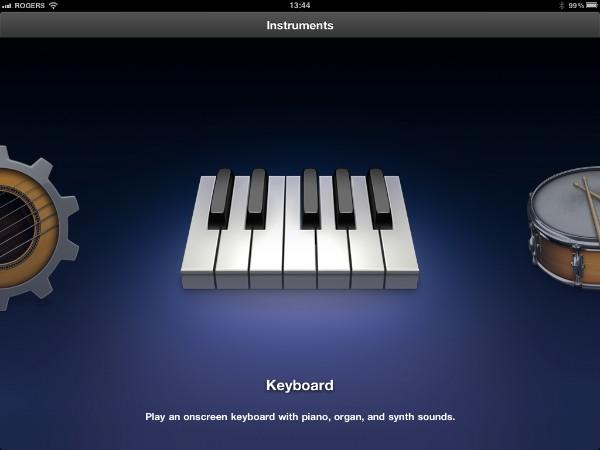 Review: Apple GarageBand for iPad 1