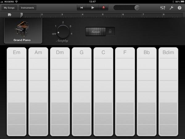 Review: Apple GarageBand for iPad 11