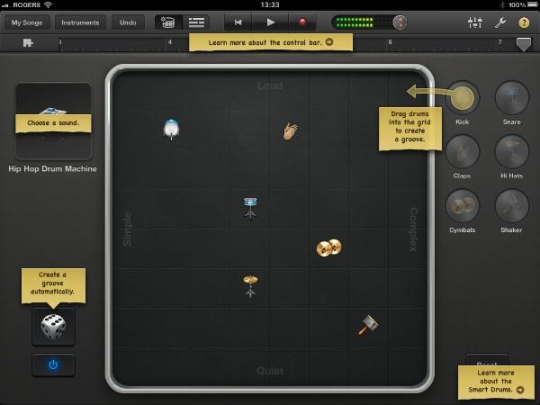 Review: Apple GarageBand for iPad 13