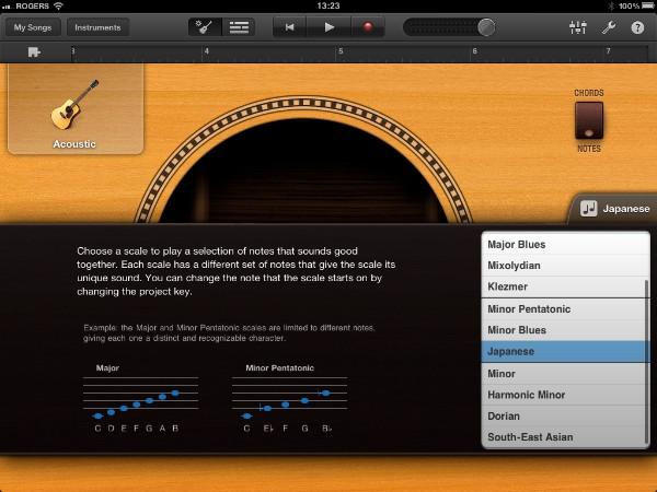 Review: Apple GarageBand for iPad 9