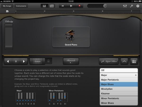 Review: Apple GarageBand for iPad 10