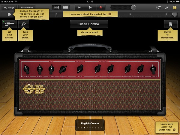 Review: Apple GarageBand for iPad 16