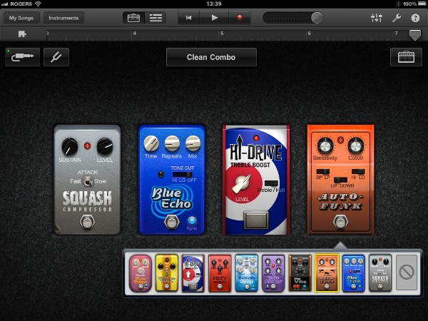 Review: Apple GarageBand for iPad 17