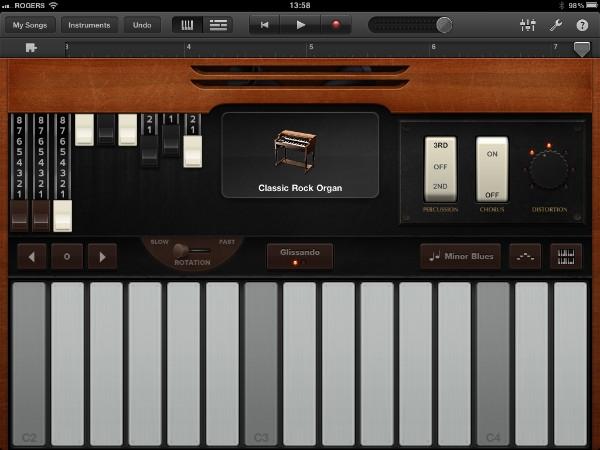 Review: Apple GarageBand for iPad 21