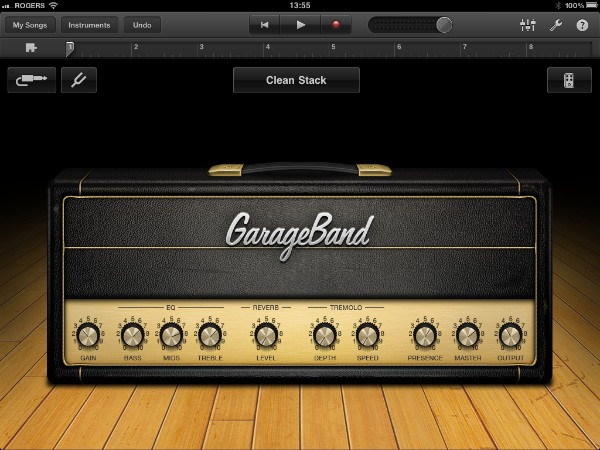 Review: Apple GarageBand for iPad 22