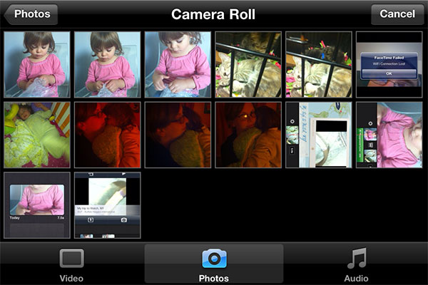 Review: Apple iMovie for iPhone