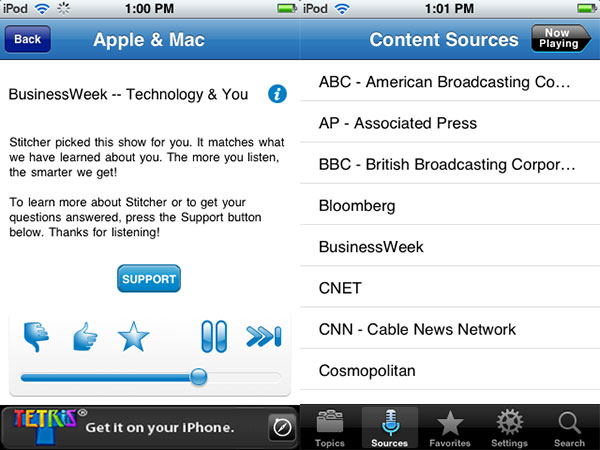 iPhone Gems: 12 Internet Radio Apps for iPhone + iPod touch 34