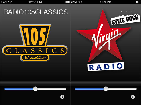 iPhone Gems: 12 Internet Radio Apps for iPhone + iPod touch 30