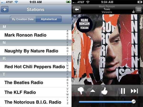 iPhone Gems: 12 Internet Radio Apps for iPhone + iPod touch 11