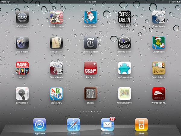 iPad Gems: 20 New iPad Book, Magazine, Comic, Video + Reference Apps 1
