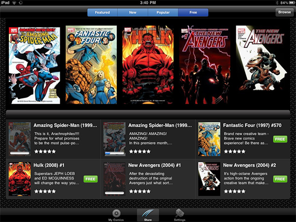 iPad Gems: 20 New iPad Book, Magazine, Comic, Video + Reference Apps
