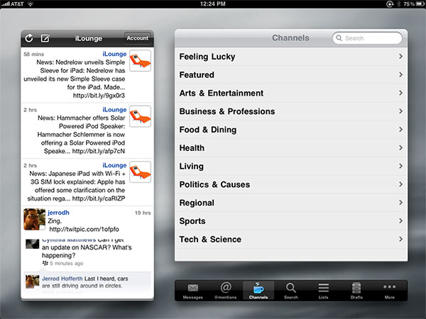 iPhone + iPad Gems: AIUEO, iWriteWords, Shape Builder, Kayak Flights, Siri + Twittelator for iPad 18