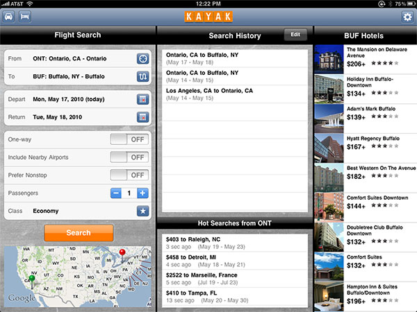 iPhone + iPad Gems: AIUEO, iWriteWords, Shape Builder, Kayak Flights, Siri + Twittelator for iPad 12