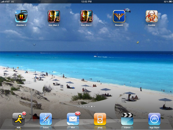 iPhone + iPad Gems: iBomber II, Iron Man 2, Roswell Fighter HD + Zombie Infection 1