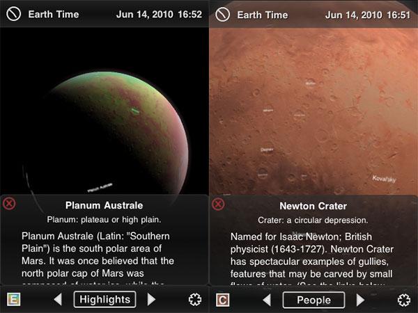 iPhone + iPad Gems: Financial Times, iTeleport, Mars Globe/HD, Osfoora HD + Reeder for iPad