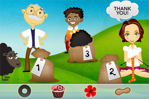 iPhone + iPad Gems: Baa Baa Black Sheep, Clifford, I Spy, LiquiPad HD + Twinkle Twinkle Little Star