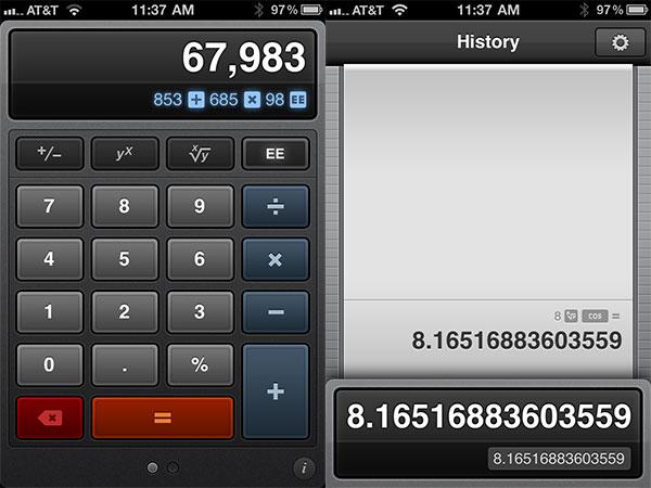 iPhone + iPad Gems: Calcbot, Compass HD, Flipboard + Popplet / Popplet Lite
