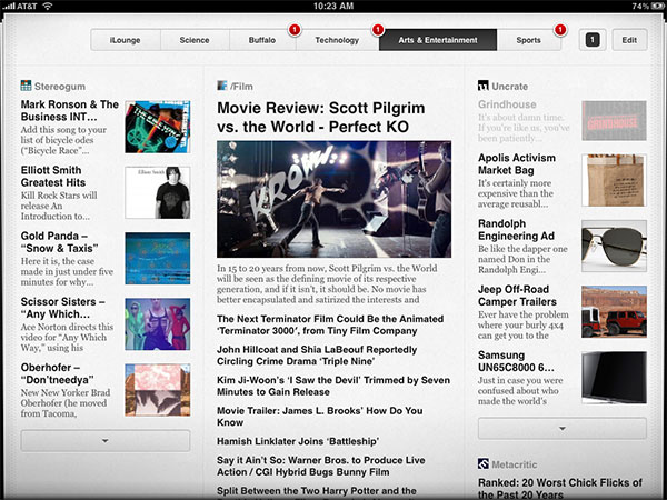 iPhone + iPad Gems: Articles, Hulu Plus, Netflix + Times for iPad 22