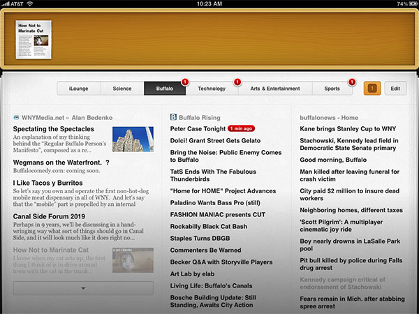 iPhone + iPad Gems: Articles, Hulu Plus, Netflix + Times for iPad 27