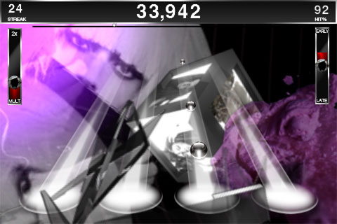iPhone + iPad Gems: Lady Gaga Revenge 2 + Rock Band Reloaded / HD