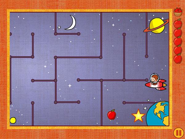 iPhone + iPad Gems: Curious George, Gossie + Friends, Grimm's Rapunzel 3D & Pocket God: Uranus