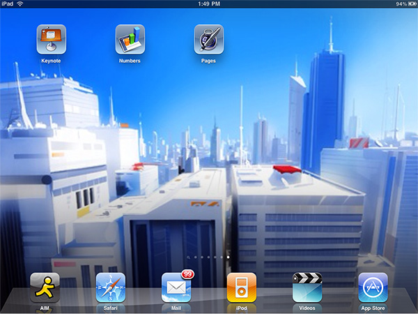 iPad Gems: Apple's Pages, Numbers, and Keynote 1.0 Reviewed 1