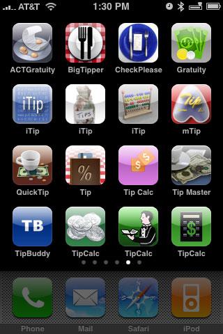 iPhone Gems: All 30 Tip Calculators + Meal Splitters, Reviewed 1