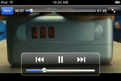 Review: KickScreen Movie Trailers by k5Software