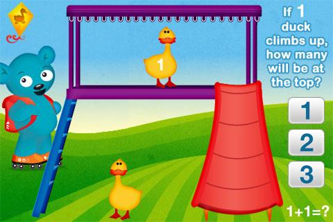 Review: Duck Duck Moose Park Math