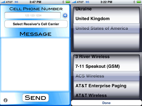 "iPhone Gems: ""Free"" SMS and MMS Alternatives for iPhone and iPod touch"