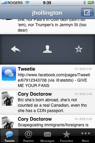 iPhone Gems: The Complete Guide to All 33 Twitter Apps