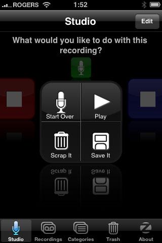Review: Zarboo Software SpeakEasy Voice Recorder