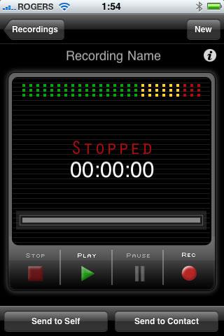 Review: Peerium Audio Recorder