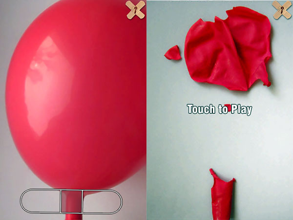 Weird + Small Apps: Cholesterol Coach, Face Fun, Maya & Reve Spot the Difference, myBalloon