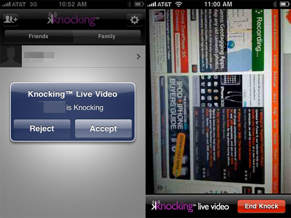 Weird + Small Apps 29: Tickle Tap Apps, Layar, Knocking Video, ReelDirector + Ustream Broadcast
