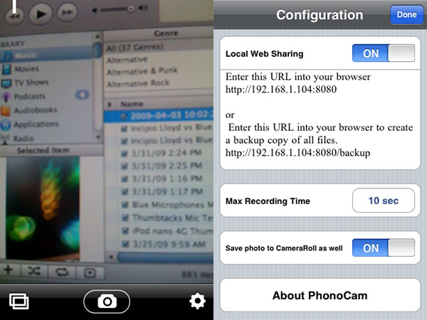Weird + Small Apps: Drop7, ConvertBot, PhonoCam, RealCamSP, EarWorm, iJellyFish + Much More 8