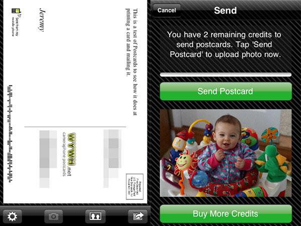 Weird + Small Apps: Postcards, Clocks, Cosmic Nitro, FlipCup, FML, Flower Garden + More 4