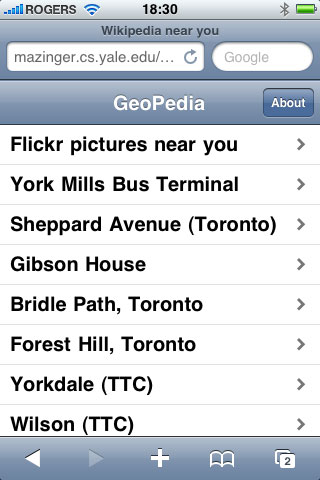 iPhone Gems: Wikipedia Apps 50