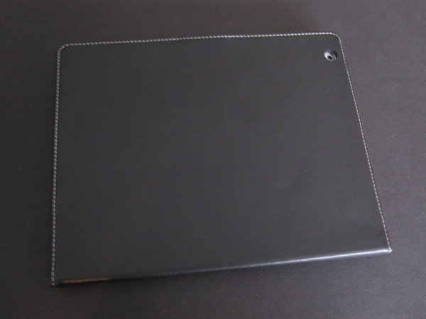 Review: Aranez Notebook Kangaroo Leather Case for iPad 2