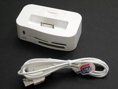 Review: AFT iDuo Card Reader & Dock